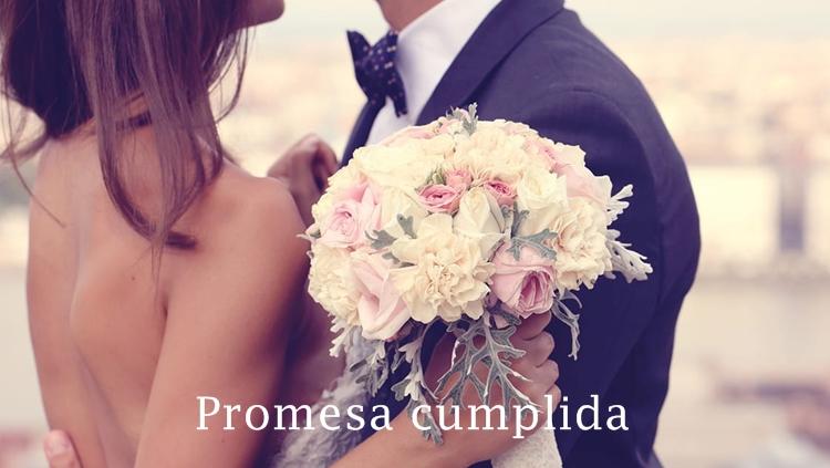 Promesa cumplida